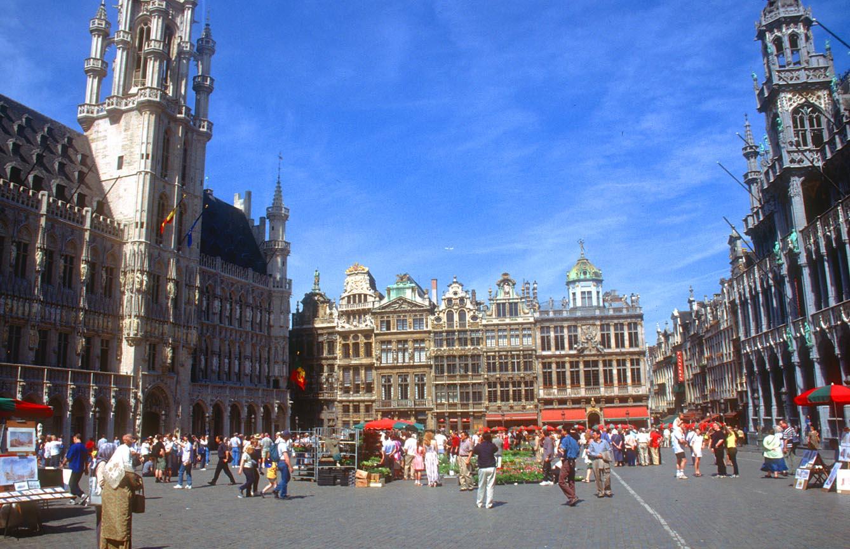 BRU Brussels Grand Place, Brussels, Belgium