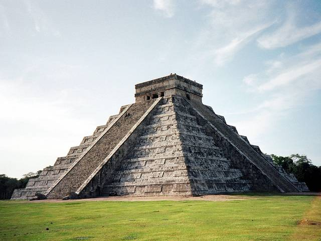 Chichen Itza in Yucatan, Mexico