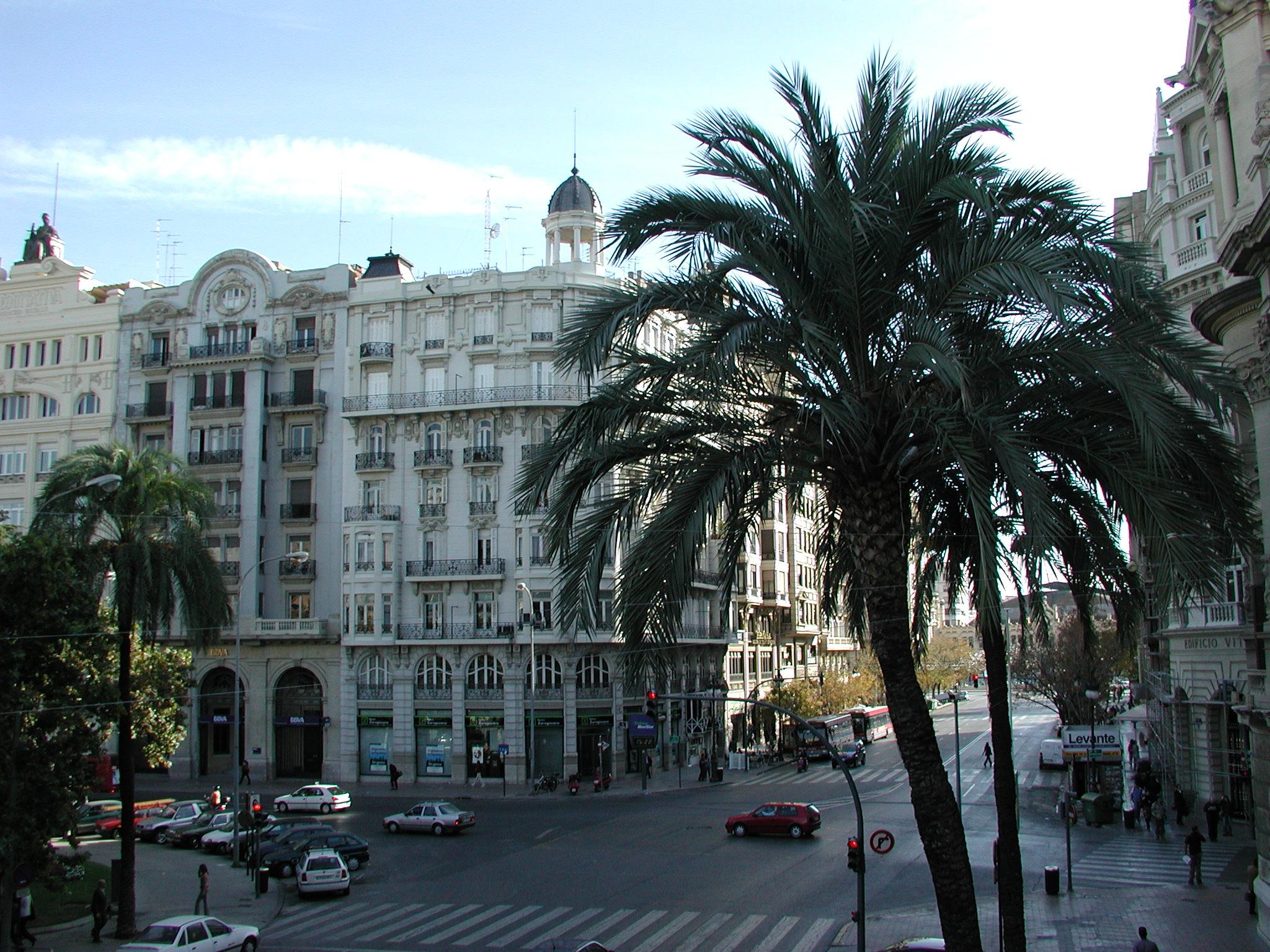 City Center Valencia Spain