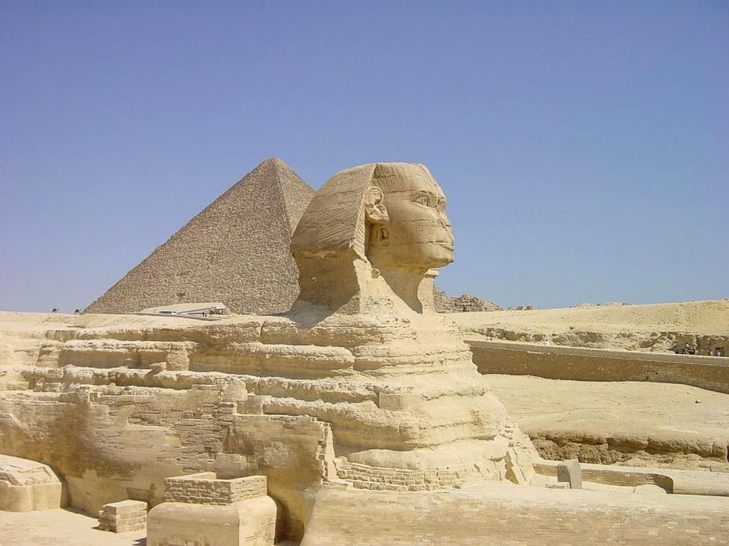 Egypt, Giza Sphinx