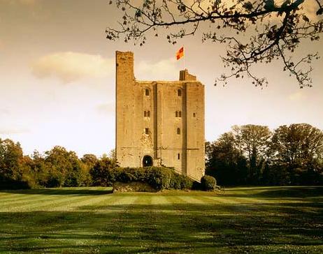 Hedingham Castle, Braintree, Essex, England
