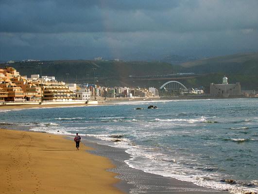 Las Canteras, Gran Canaria
