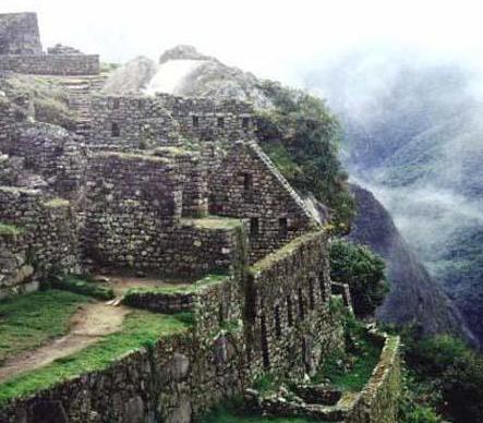 Machu Picchu, UN Heritage Site, Peru