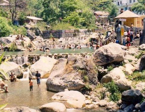 Sahastradhara, Dehradun, Uttaranchal, India