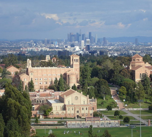 University of California, Los Angeles, California